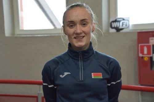 Представительница Могилевщины победила на международном турнире по легкой атлетике