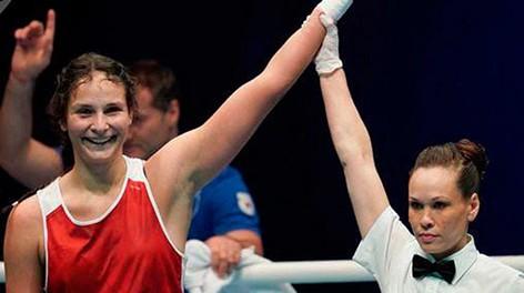 Белорусские спортсменки завоевали три медали на турнире по боксу в Сербии