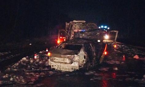 В ДТП в Могилевском районе погибли два человека