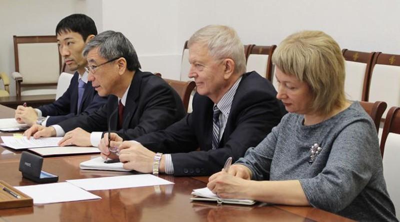 Могилевская область заинтересована в расширении сотрудничества с Японией
