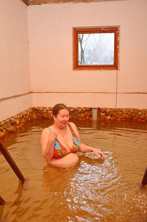 Быховчане отметили праздник Крещения Господня (фото)