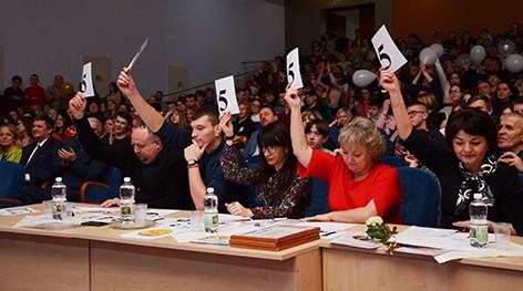 В РЦК прошел Зимний кубок КВН 2020 (фото)