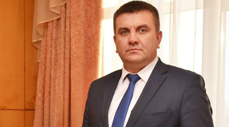Председатель Быховского райисполкома Дмитрий МАРТИНОВИЧ встретился с населением