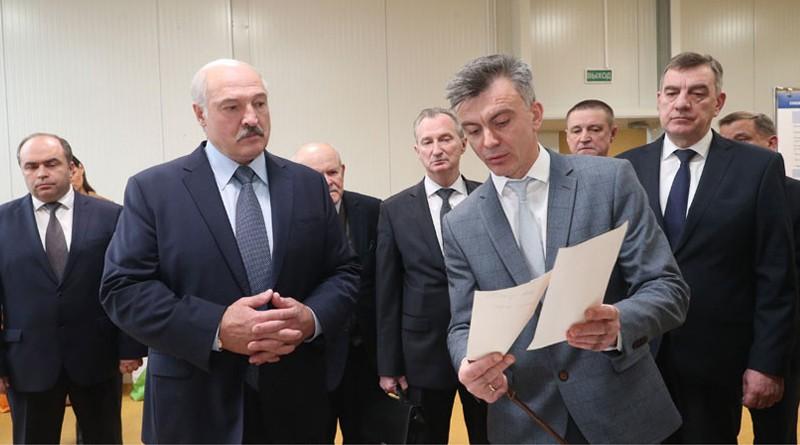 Александр Лукашенко требует надежно защищать интересы Беларуси в работе с зарубежными партнерами