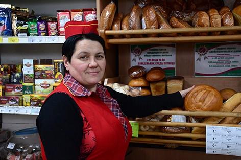 Светлана Богданович связала свою жизнь с торговлей тридцать лет назад