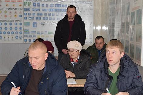 В ОАО «Следюки» подвели итоги работы за 2019 год
