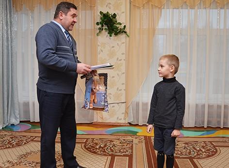 Юный быховчанин Захар Солдунов занял 3 место в республиканском конкурсе на лучший детский рисунок на экологическую тематику