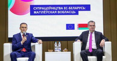 В Могилеве состоялась информационная встреча по сотрудничеству с ЕС