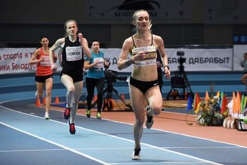 Легкоатлеты Могилевской области заняли первое место в общекомандном зачете на чемпионате Беларуси