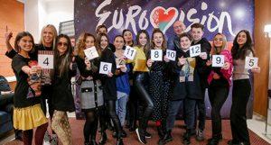 """Финалисты нацотбора на """"Евровидение-2020"""" станут гостями эфира """"Радиус FM"""""""