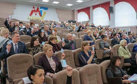 В Могилевской областной организации Белорусского фонда мира - новый руководитель