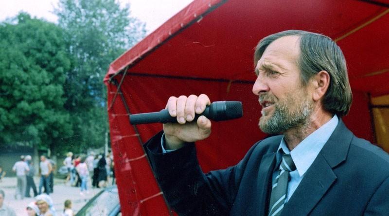 Владимир Гашков посвятил полвека своей жизни служению искусству