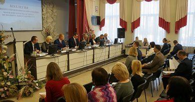 В сферу образования в 2020 году планируется направить более трети бюджета Могилевской области