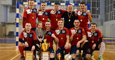 На Быховщине завершился турнир по мини-футболу «Рождественский Кубок»