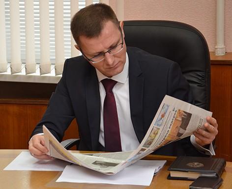 Заместитель Главы Администрации Президента Андрей Кунцевич провел выездной прием граждан в Быхове