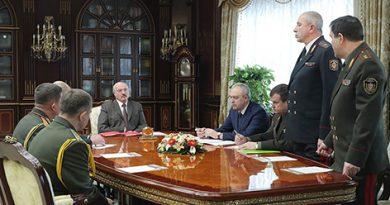 От земли и на перспективу - на что обращал внимание Лукашенко при назначениях в КГБ и МВД