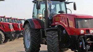 Новинки белорусской сельхозтехники представлены на выставке в Татарстане