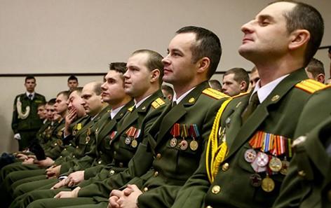 О возможностях получения профессии офицера рассказали в Военном комиссариате Могилевской области
