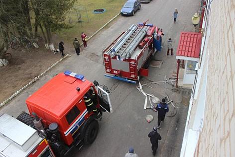 В Быховском районе проходит единый день безопасности