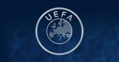 УЕФА приостановил матчи еврокубковых турниров