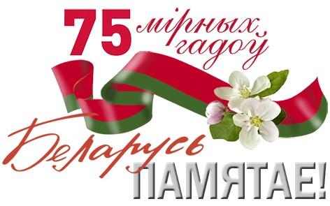 Централизованная библиотечная сеть Быховского района проводит мероприятия, посвященные 75-летию Великой Победы