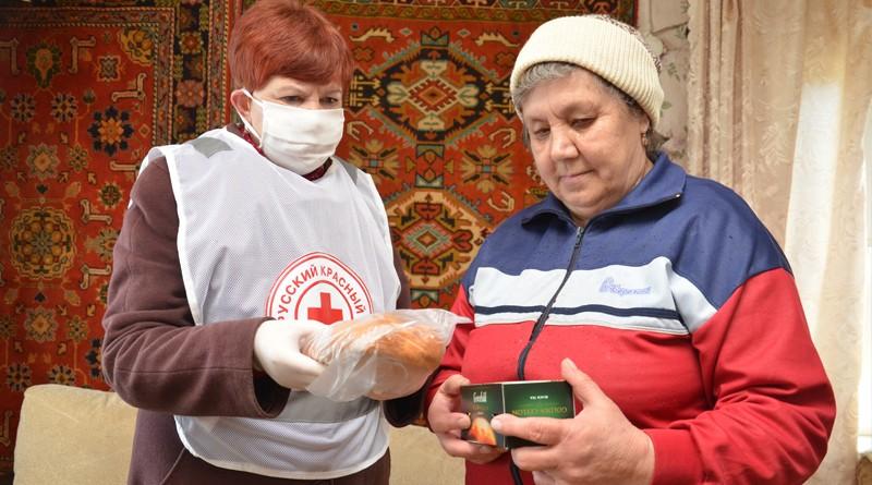 На Быховщине волонтерами Красного Креста охвачены все уязвимые слои населения