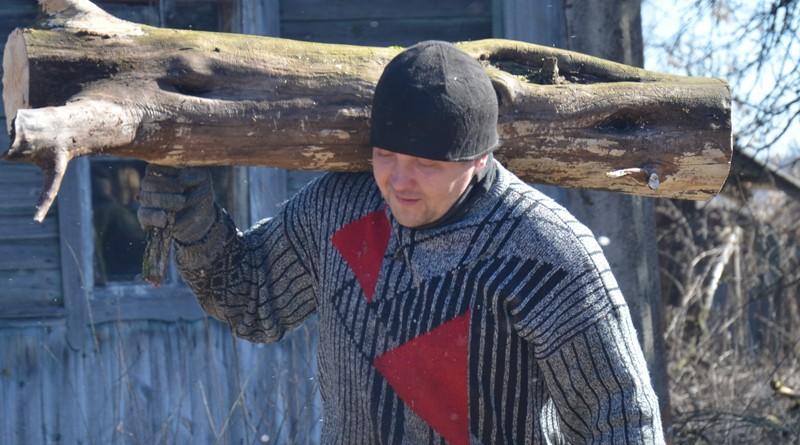 В деревне Давыдовичи серьезно взялись за наведение порядка