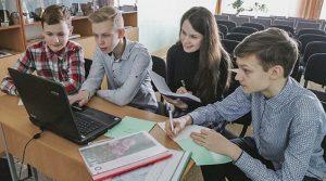 В гимназии Быхова выпускают ученическую газету, о которой знает Глава государства