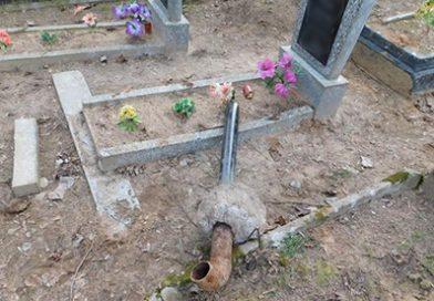 Быховчанин украл ограды с кладбища и сдал на металлолом