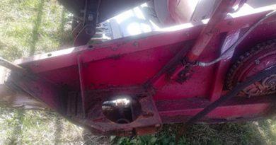 Работники сельхозпредприятия в Быховском районе подозреваются в хищении запчастей с комбайнов