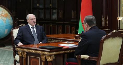 Лукашенко предлагают реформировать систему судэкспертизы, он обсудил вопрос с председателем ГКСЭ