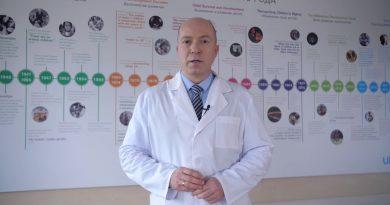 Минздрав опубликовал видео о профилактике инфицирования коронавирусом