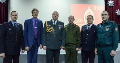 Стражи правопорядка Быховщины отметили свой профессиональный праздник