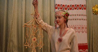 В Быхове прошел II районный фестиваль декоративно-прикладного искусства «Соломенный паук»