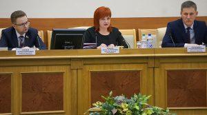 В 2019 году депутаты Могилевского областного Совета провели 525 приемов граждан и рассмотрели около 1,3 тыс. обращений