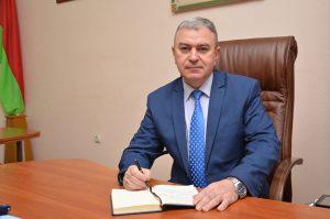 Прямую телефонную линию проведет 23 мая директор Быховского УКП «Жилкомхоз» Валерий Журавель