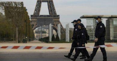 Во Франции строгий карантин продлен до 11 мая