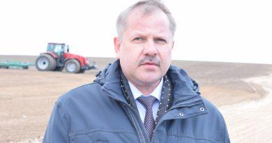 О том, как аграрии района выполняют поставленные задачи «МП» рассказал Сергей КРАСИКОВ