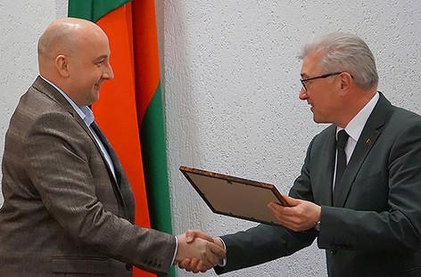 Лучшие организации по охране труда названы в Могилевской области