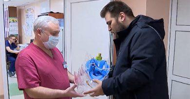 Белорусские инженеры стали печатать защитные маски для врачей на 3D-принтерах