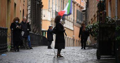 В Европе прошли акции протеста против ограничительных мер карантина