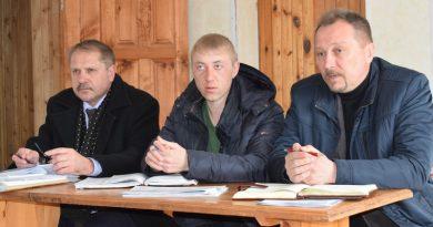В ОАО «Следюки» подвели итоги работы за первый квартал текущего года