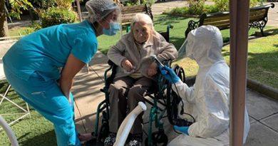 В Чили выздоровела пациентка с коронавирусом в возрасте 111 лет