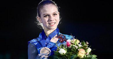 Имя российской спортсменки в третий раз внесли в Книгу рекордов Гиннесса