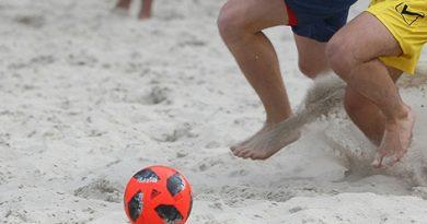 Матчем за Суперкубок Беларуси откроется сезон пляжного футбола