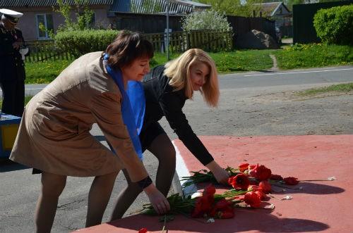 В Быховском районе проходит республиканская акция «БЕЛАРУСЬ ПОМНИТ. ПОМНИМ КАЖДОГО»  (фотоотчет)