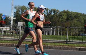 Командный ЧМ по спортивной ходьбе в Минске перенесен на 2022 год