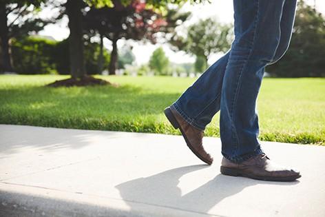 Можно ли заразиться коронавирусом на прогулке