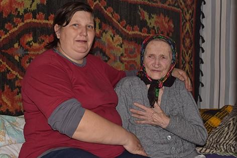 Полная горьких испытаний судьба выпала на долю Евдокии Матвеенко