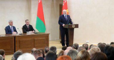 Лукашенко в Могилеве встретился с активом Могилевской области